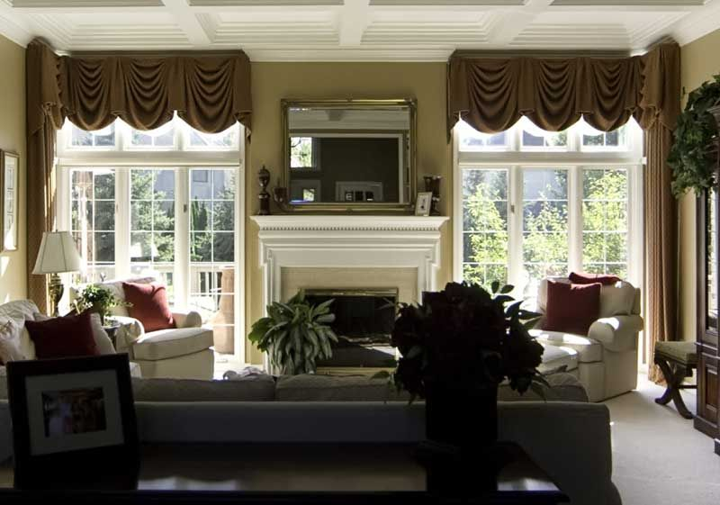 What Is A Swag Window Treatment Valances In 2019