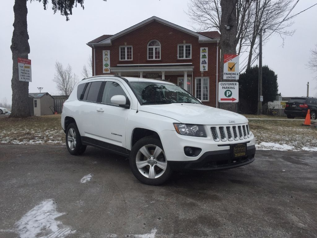 2015 Jeep Compass North67/WkClean Carproof4WDAUXLow