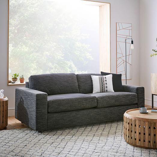 Urban Queen Sleeper Sofa | Office | Sofa, Sleeper sofa, Modern ...