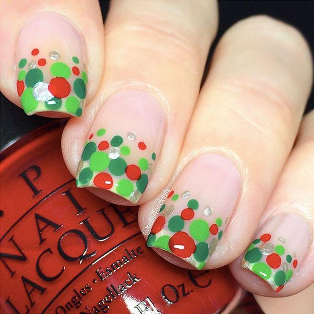 14 Elegant Christmas Nail Designs Plaid Nails And Snowflake Nails