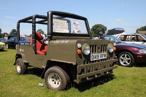 Mini Jeep | Mini jeep, Jeep, Cool cars