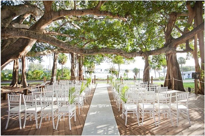 Jupiter Inlet Lighthouse Museum Partyspace Com Wedding Venues Florida Tampa Wedding Venues Beach Waterfront Wedding Venue