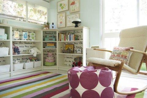 Stylish And Stimulating Storage For Kids