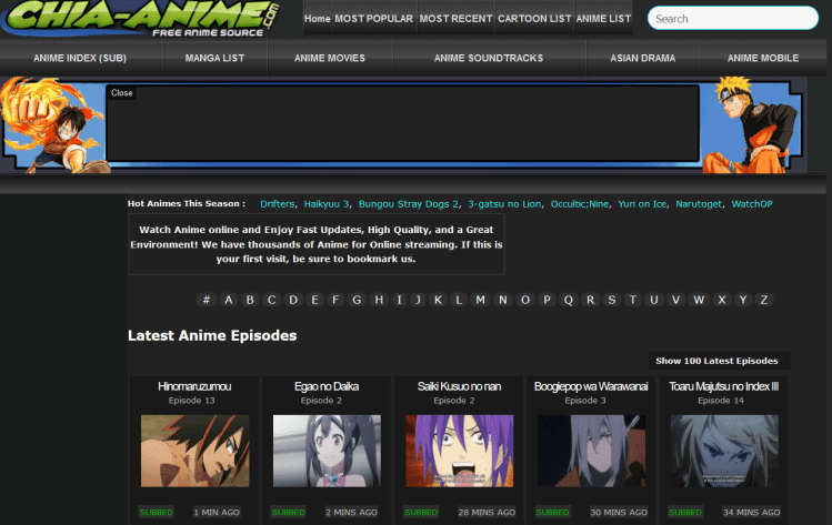 Pin on Anime Dubbed and Subbed
