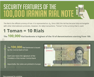 Iraqi Dinar Revalue Iranian Rial Security Features How To Verify You