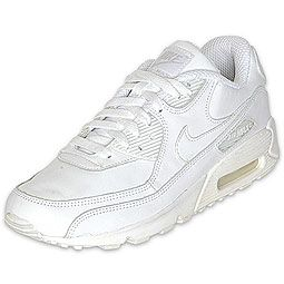 Nike Mens Air Max 90 Leather Running
