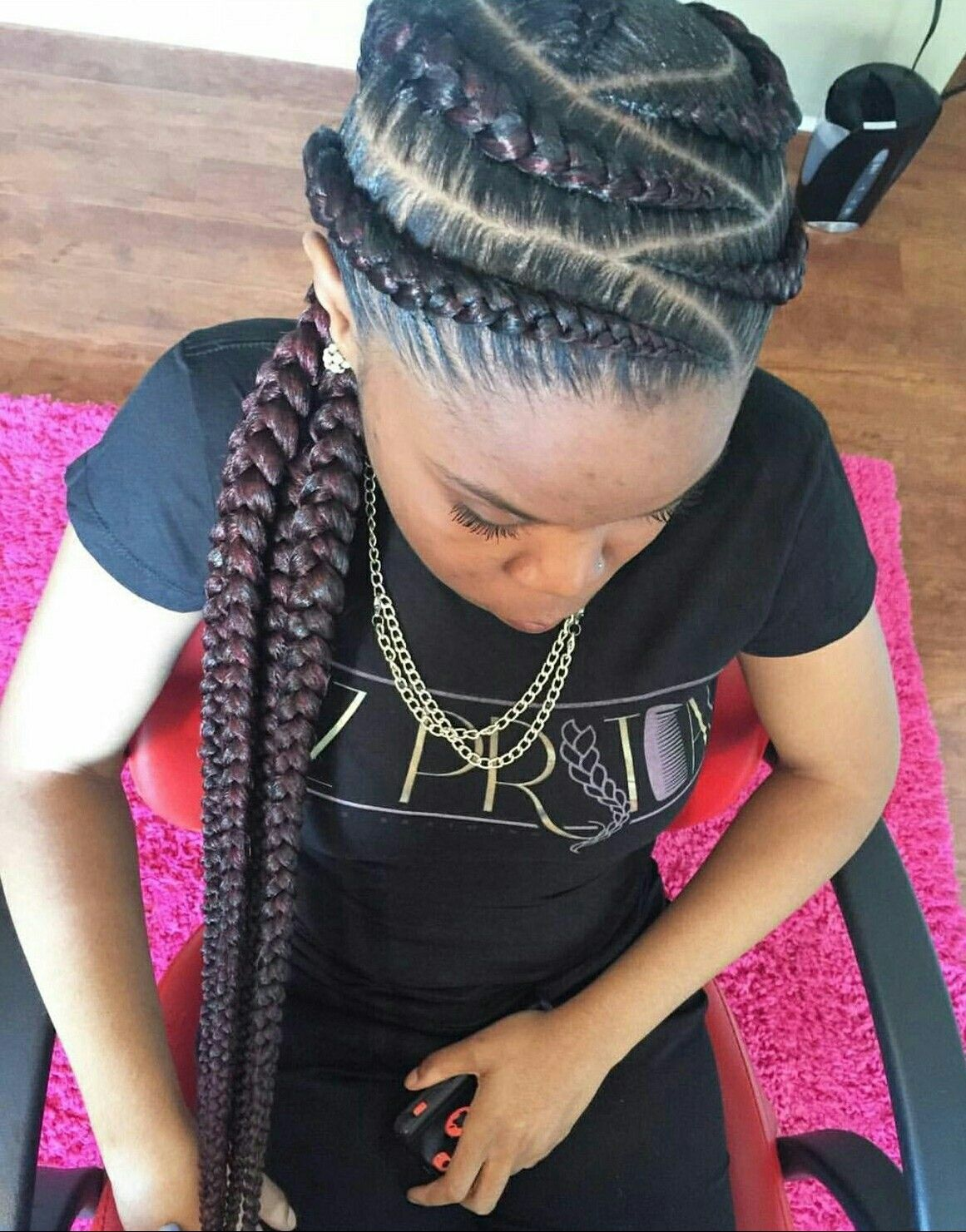 Pin by tashana on braided in pinterest braids hair styles