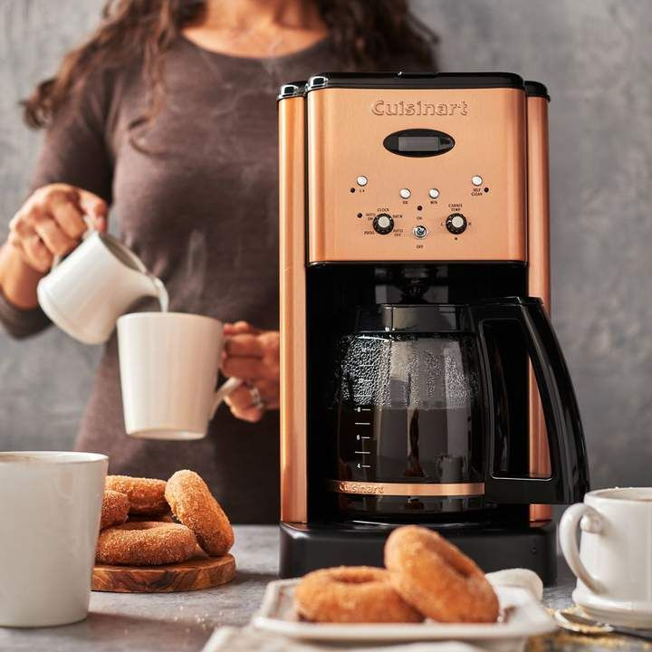 Cuisinart brew central programmable coffee maker 12 cup
