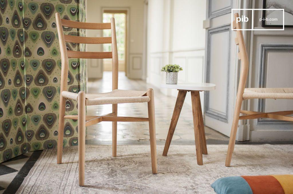 Tavolo Da Pranzo Shabby : Sedia in legno ystad casa shabby chic la cucina