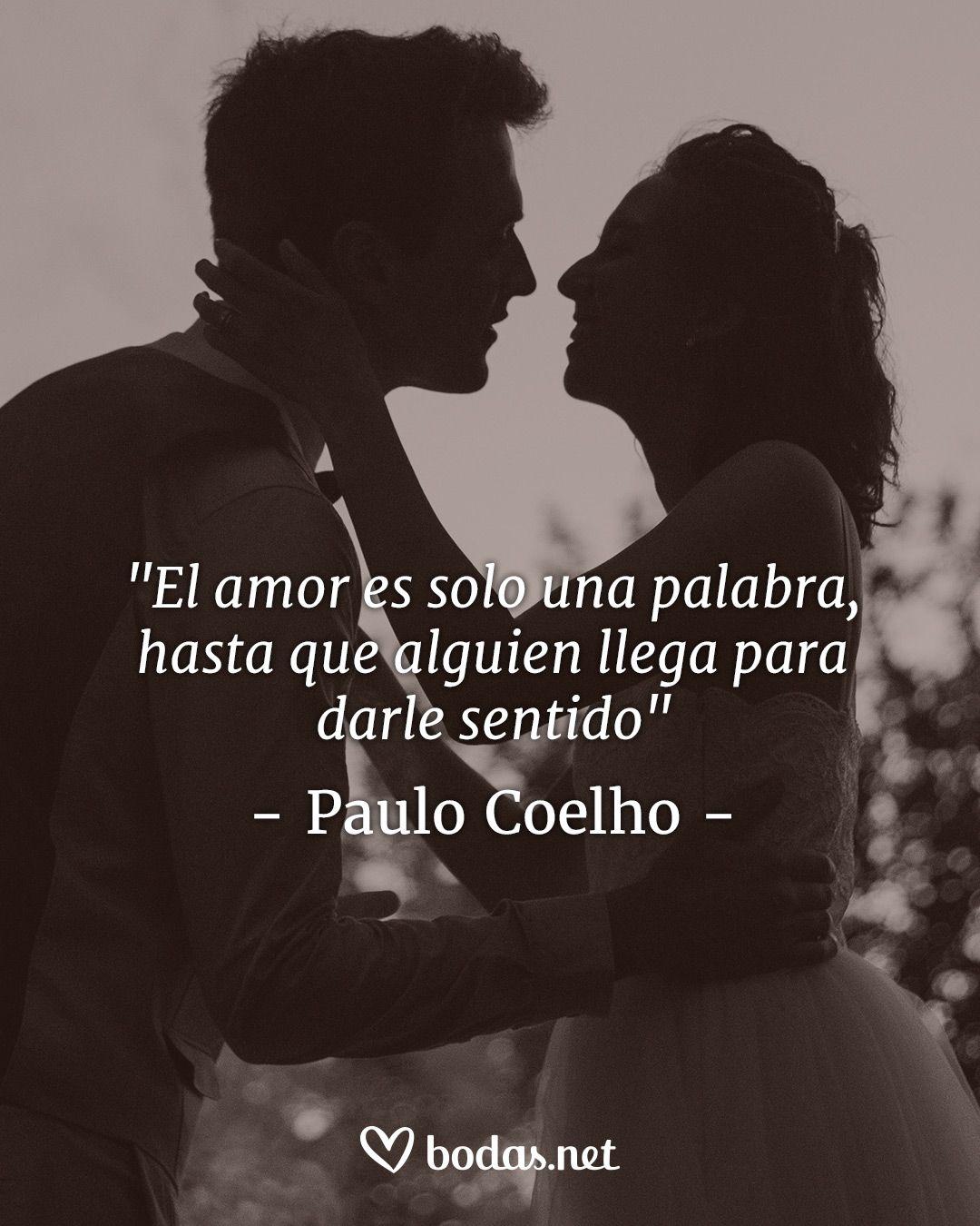 Y Paulo Coelho dijo... #bodas #bodasnet #novios #noviasespaña #bodaespaña #noscasamos #amor #españa #spain #es #novia2018 #novia2019 #pinespaña #espana #inspiración #decoraciondeboda #boda2019 #frases #dedicatorias #frasesdeamor #dedicatoriapareja #curiosidades #fotos #ideas #mundoboda #mundonovia