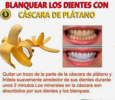 remedio casero para blanquear los dientes bicarbonato y limon