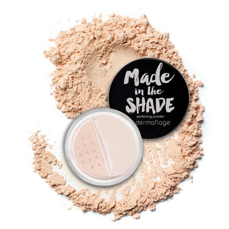 Foundation with SPF Mineral Powder Sunscreen for