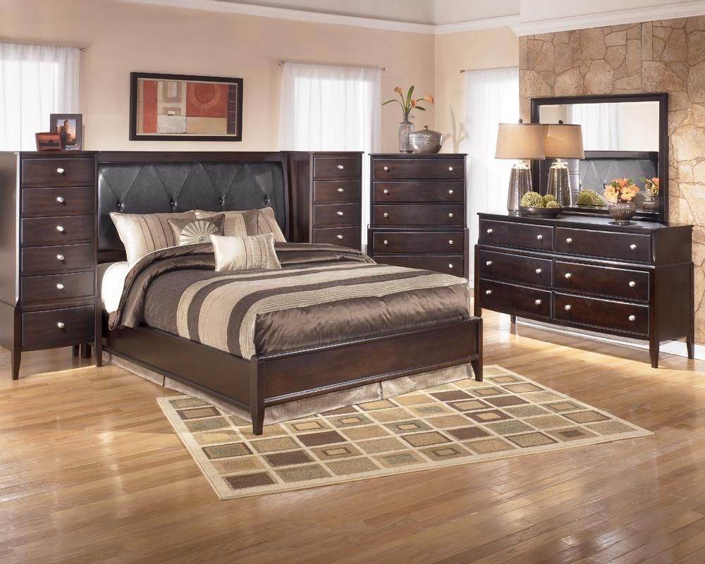 Naomi 461Signature Designashley  Regency Furniture Amazing Signature Design Bedroom Furniture Review