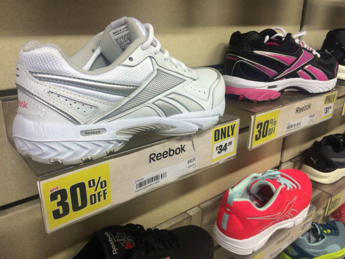 743dddf00f6f7 Reebok trainers in Sports Direct 16 10 2015