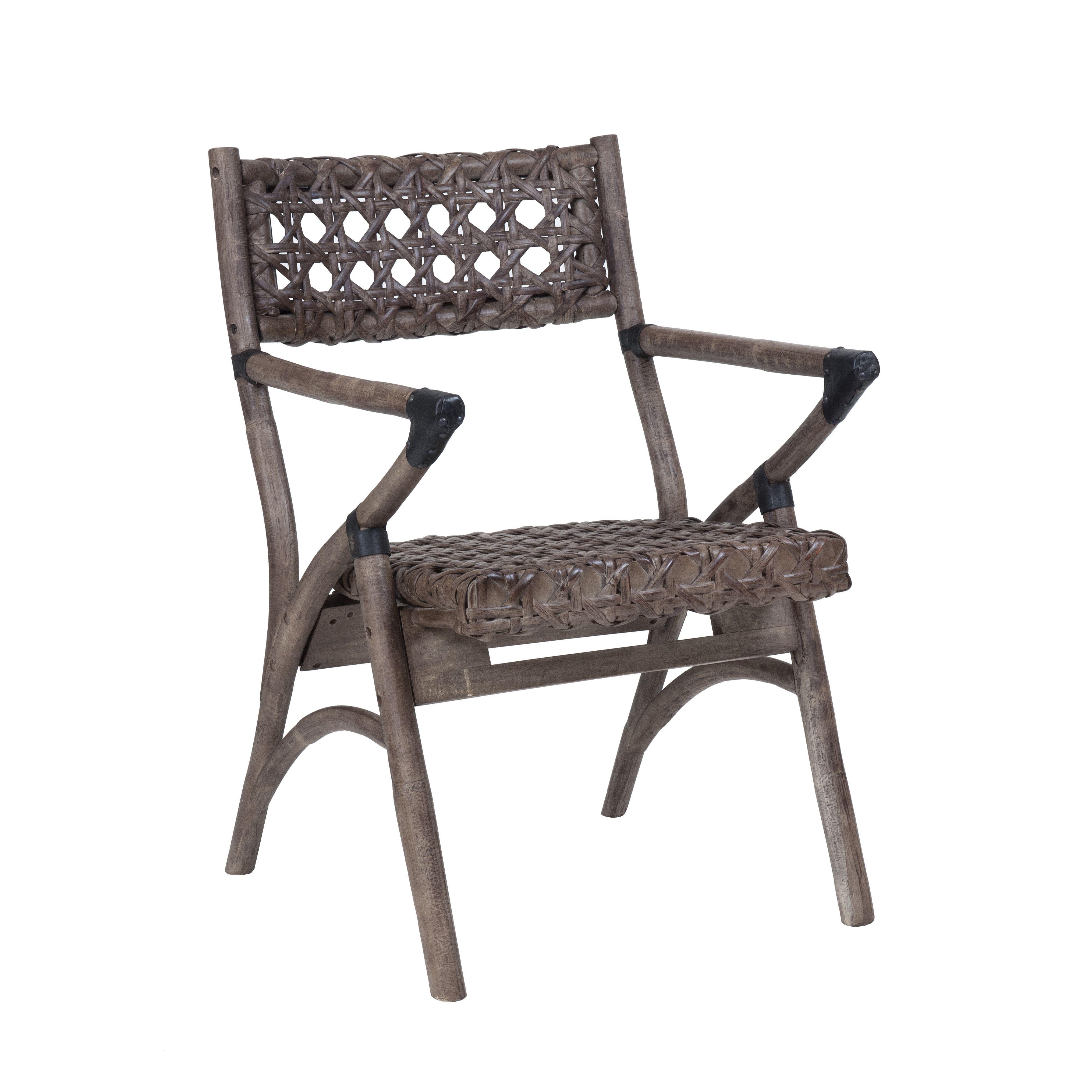 Sahara Folding Arm Chair