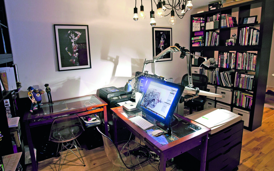 best desk chair for digital artists