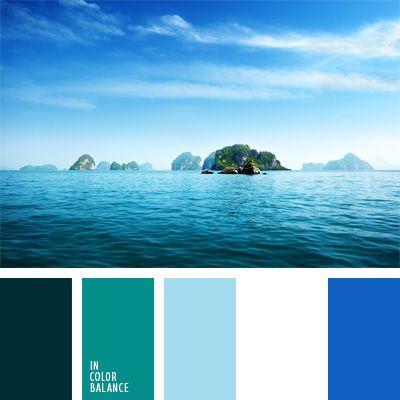 azul oscuro, color agua oceánica, color aguamarina, color azul