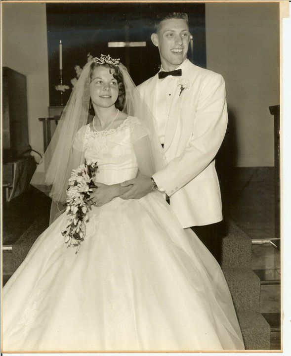 My grandparents\' wedding in the early 1960\'s. (xpost from ...