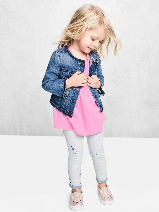 493a07021 Baby Clothing: Toddler Girl Clothing: featured outfits her new arrivals |  Gap