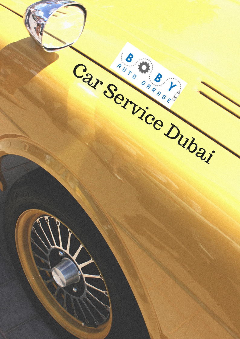 Boby garage offers the best Car Services in Dubai  We help