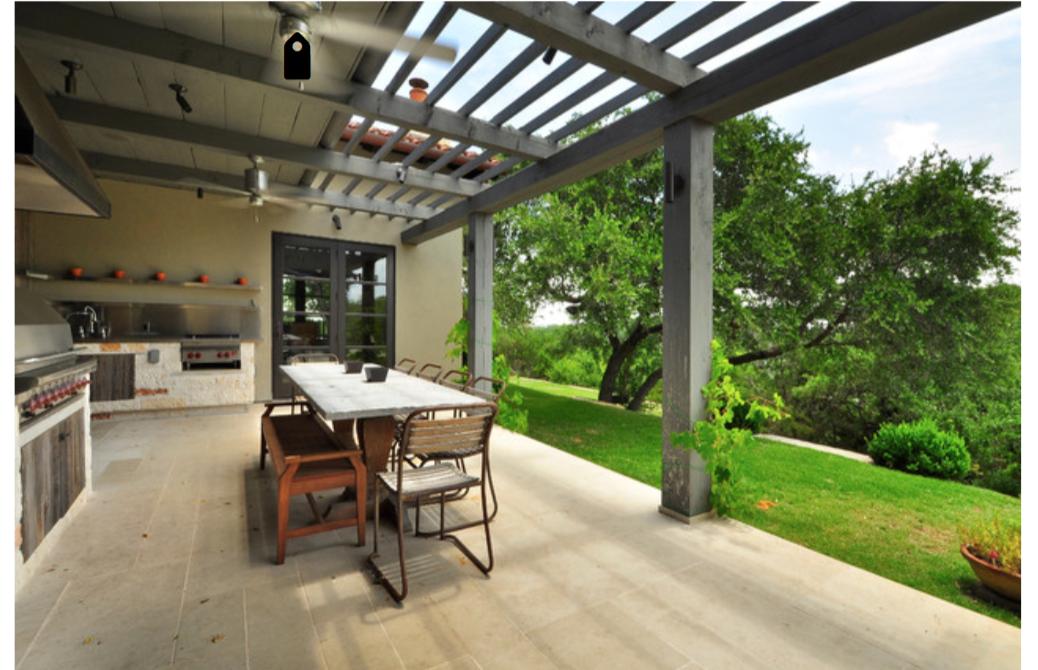 perfect half covered half open patio | Contemporary patio ... on Open Patio Designs id=67527