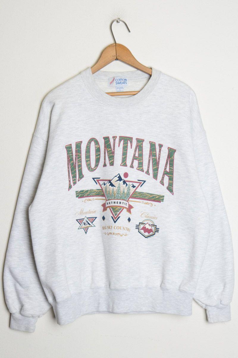 Vintage Sweatshirts 500 In Stock From 16 99 Ragstock Trendy Sweatshirt Sweatshirts Sweatshirt Outfit [ 1200 x 800 Pixel ]