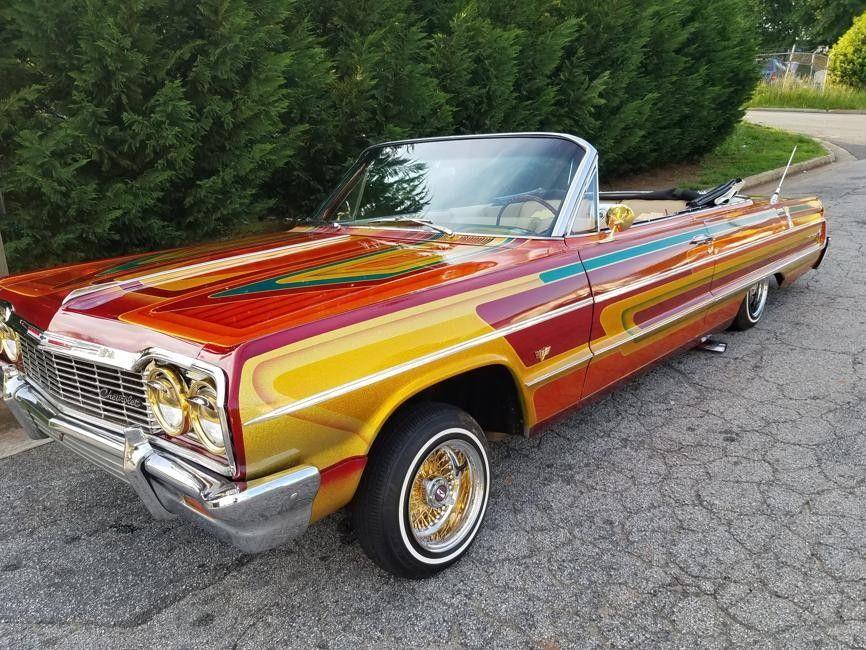 Pin on Chevy Impala
