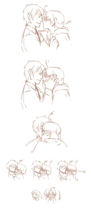 Kiss - Prussia and Canada
