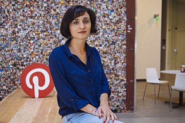 Silvia Oviedo, la española que guía el destino de @pinterest desde San Francisco.   Entrevista de @trecebeats. (Mayo 2015)