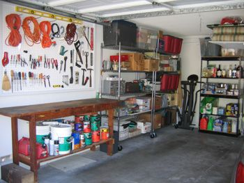 Superbe How To Organizing Garage Tools Effectively At Home