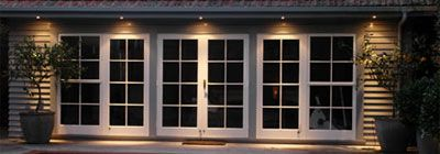 Outdoor Wall Wash Lighting Placement