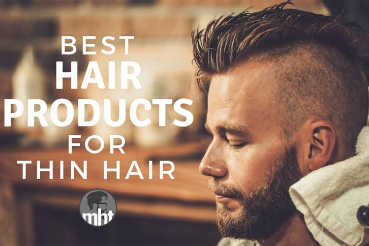 9 Best Pomades Men S Hair Products For Thin Hair 2020 Guide Hairstyles For Thin Hair Fine Hair Men Pomade Hairstyle Men