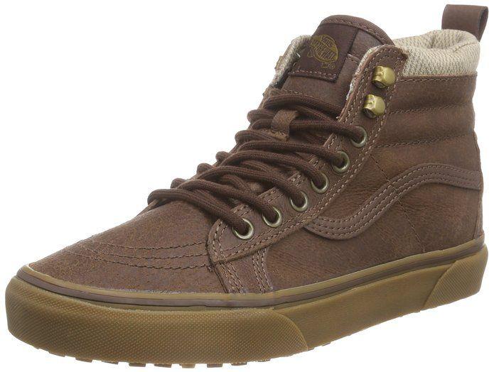 be1519ebf0 Amazon.com  Vans Unisex Sk8-Hi Sneaker  Shoes