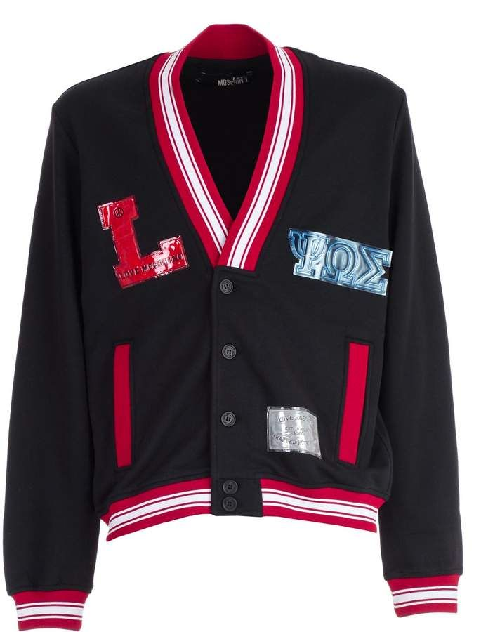 Love Moschino Striped Trim Cardigan in 2019 | Products