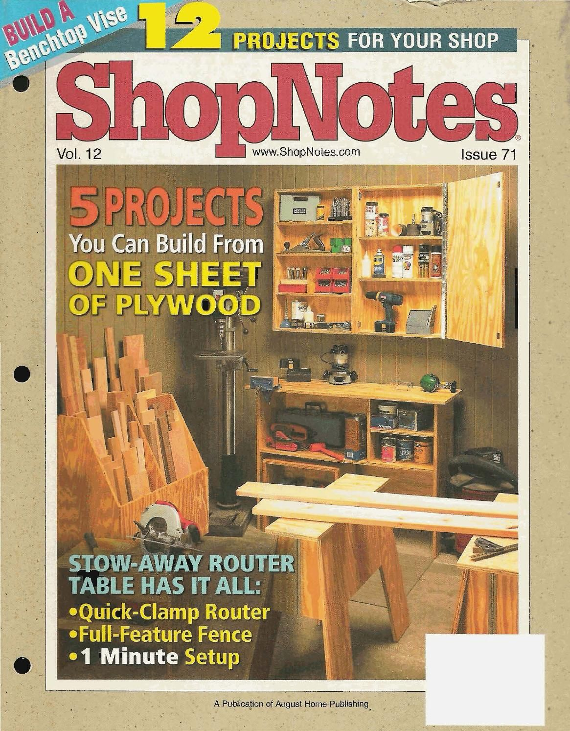 Shopnotes issue 71 by adrian kuney shop ideas pinterest shopnotes issue 71 by adrian kuney greentooth Choice Image