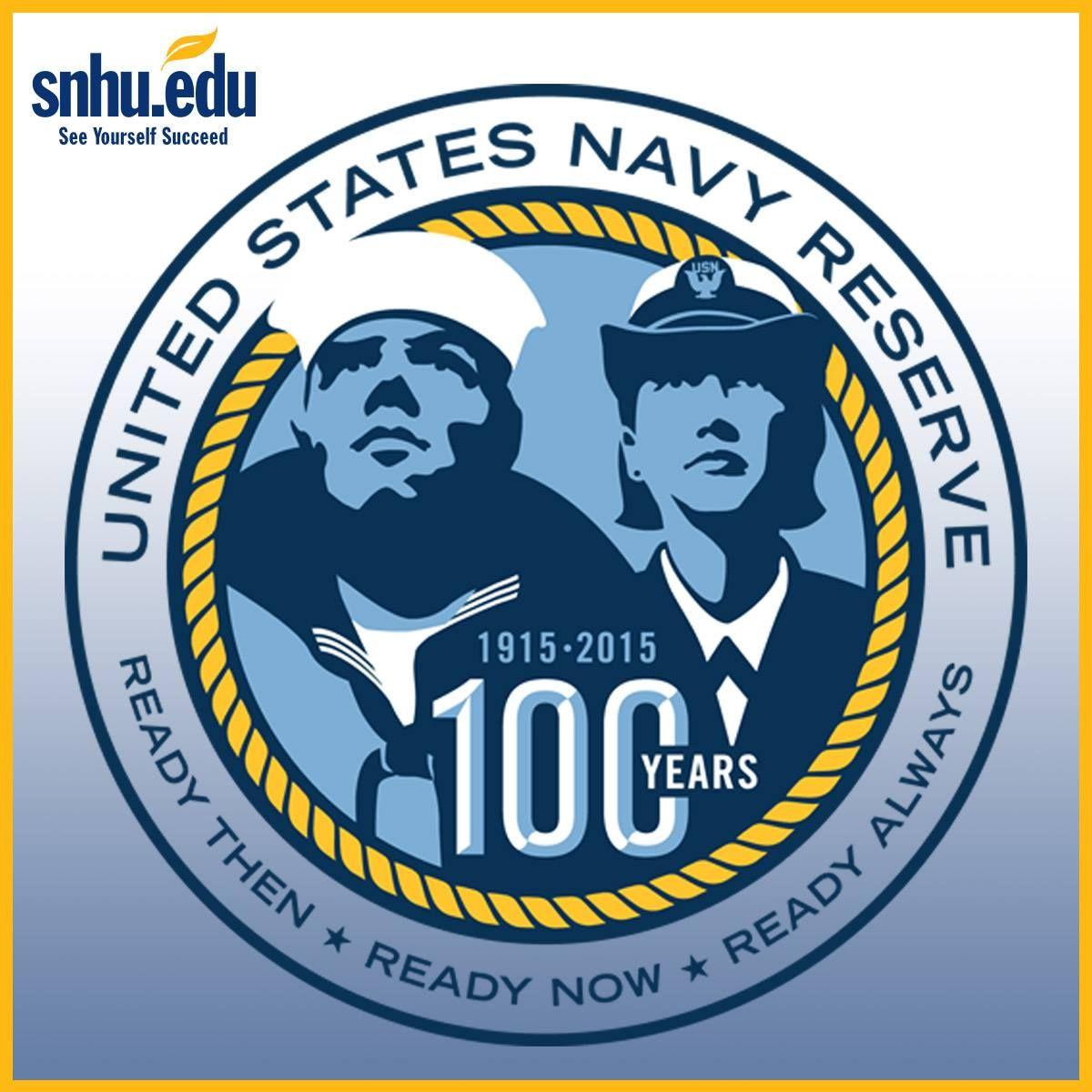 Happy 100th Birthday Us Navy Reserve