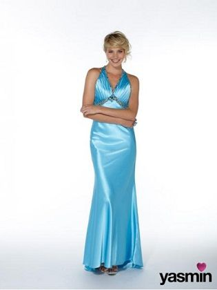 pretty blue school ball dress | Ball Dresses Perth, Ball Gowns, Prom ...