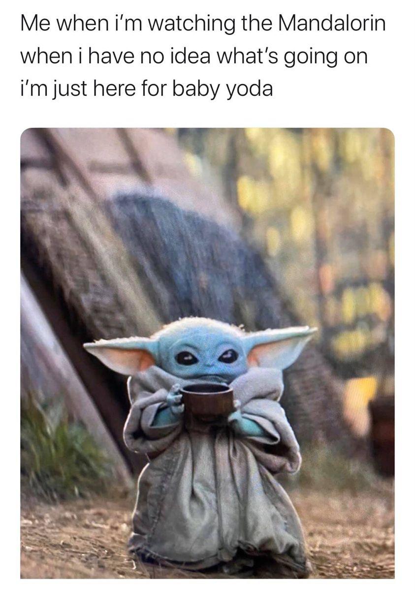 Yoda meme image by ScentBars on Baby Yoda Yoda, Funny