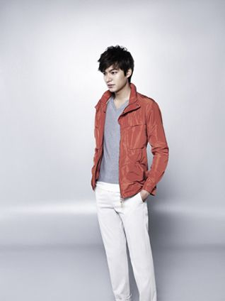 LEE MIN HO FOR TRUGEN'S SS13 CAMPAIGN