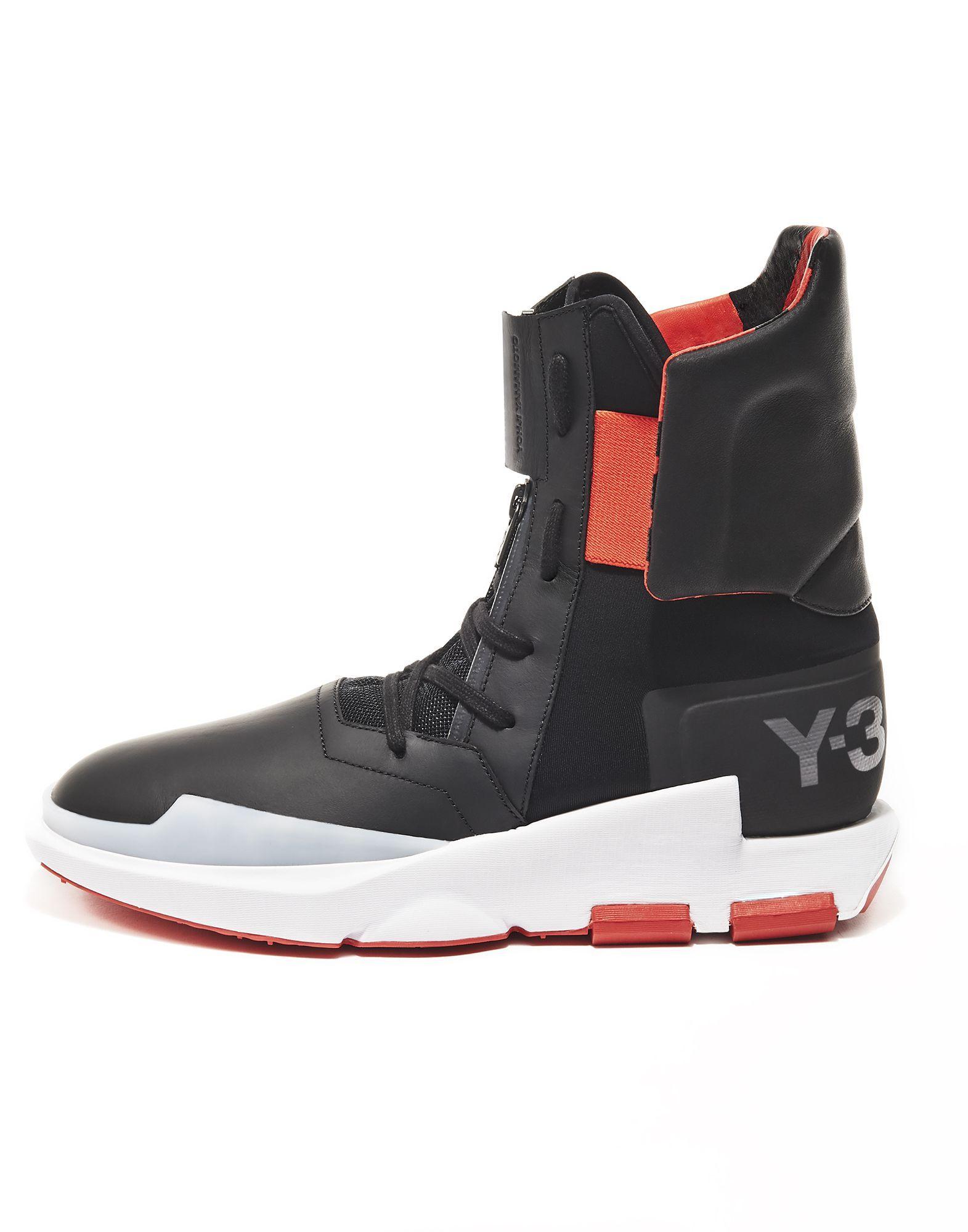 check out 80486 e0fc9 Adidas Y-3 NOCI 0003 Yohji Yammoto s latest style-driven creation (Men)