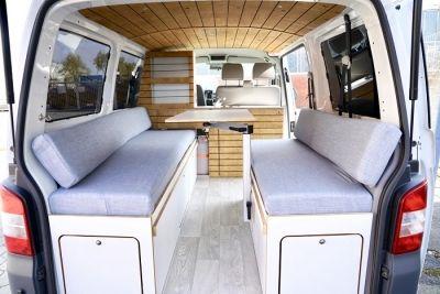 Bullifaktur Wohnmobil Camper Campervan Individualausbau VW