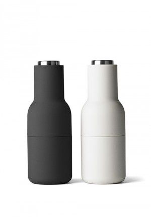 Bottle Grinders, Small, 2-Piece