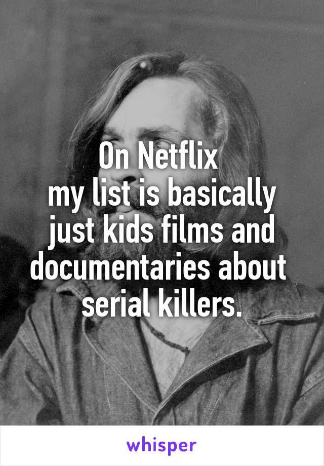 Psychology documentaries on netflix