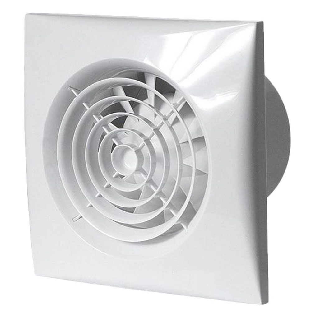Silent Bathroom Extractor Fan Ceiling  Httponlinecompliance Best Small Bathroom Fans Decorating Inspiration