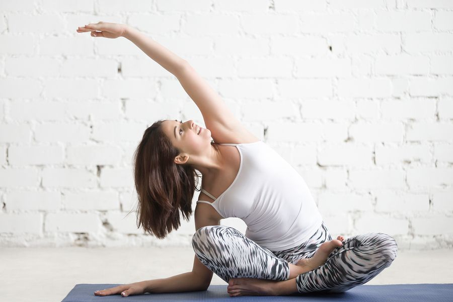 Dynamic Stretches To Increase Lung Capacity And Improve Posture And Breathing Exercises For Injuries Increase Lung Capacity Yoga Postures Improve Posture