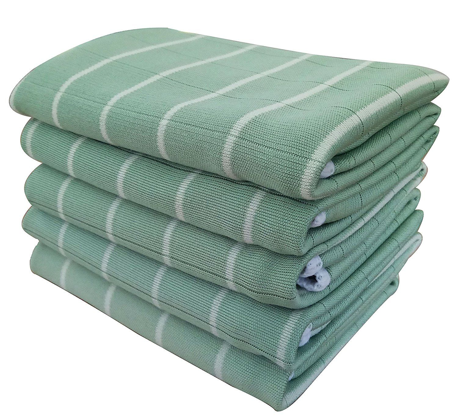 Gryeer Highly Absorbent Lint Free Kitchen Dish Towels Amazon