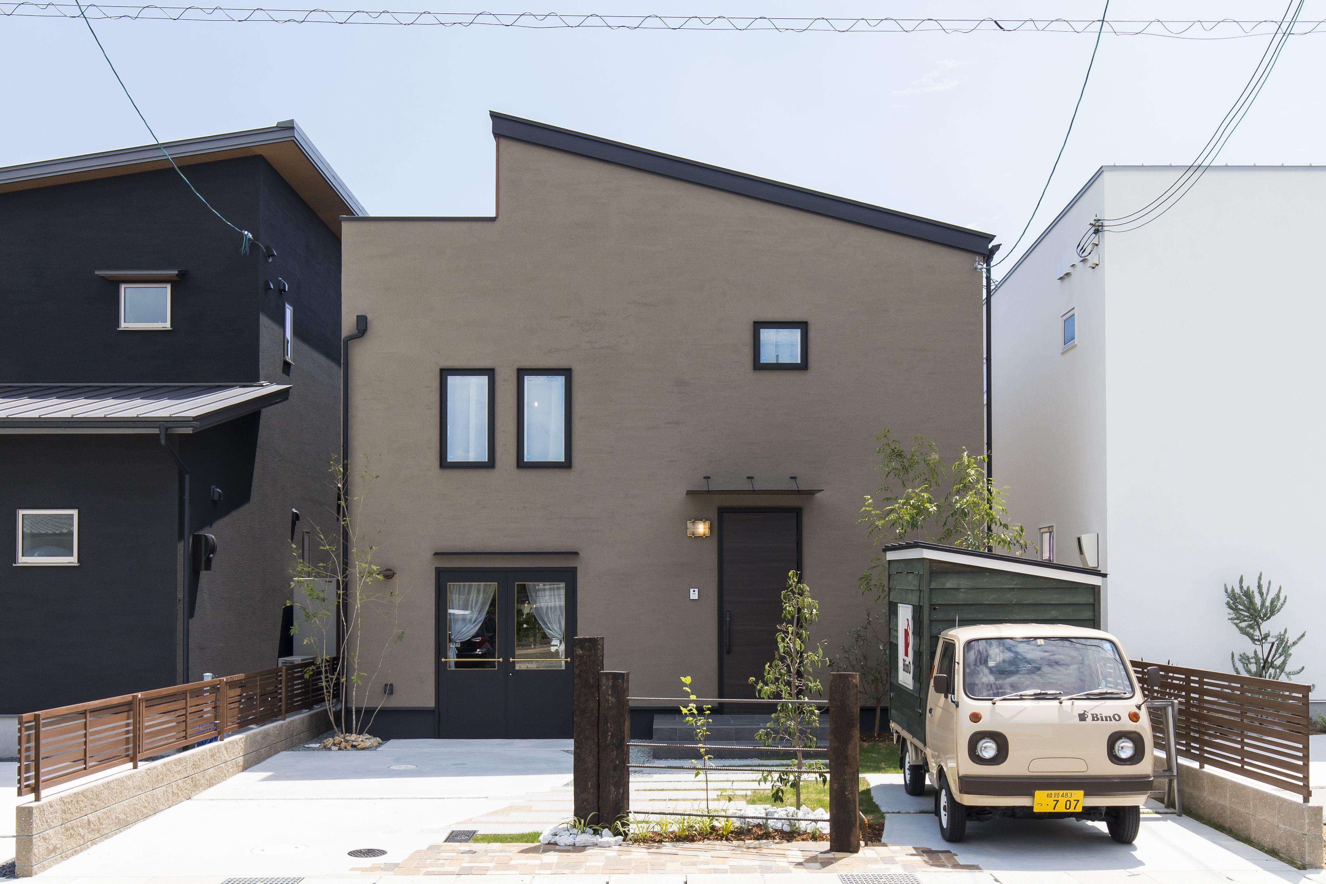 Japan House Exterior おしゃれまとめの人気アイデア Pinterest