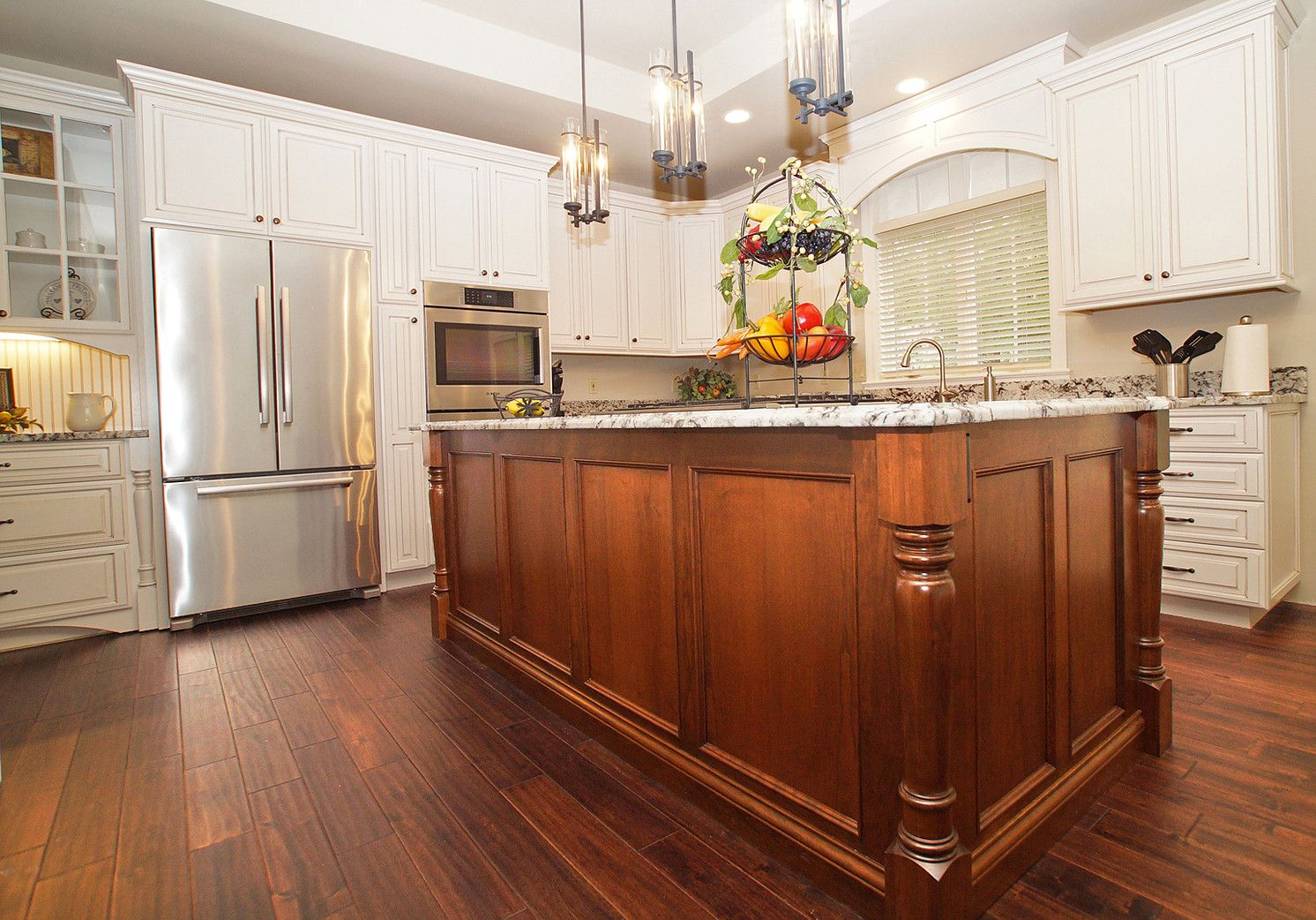 ProCraft builds custom cabinets such as kitchen cabinets ...
