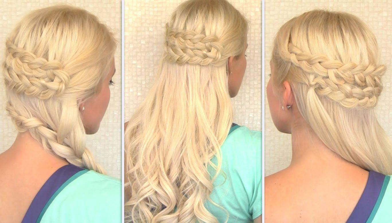 29++ Bohemian braid hairstyles tutorial ideas