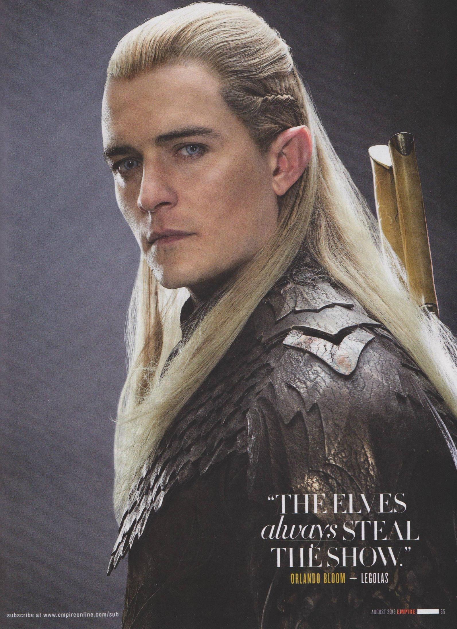Legolas  Empire Magazine Special For The Hobbit The Desolation